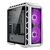 Cooler Master MCM-H500P-WGNN-S00 MasterCase Mesh White ATX Mid-Tower w/ Front Mesh Ventilation, 2x...