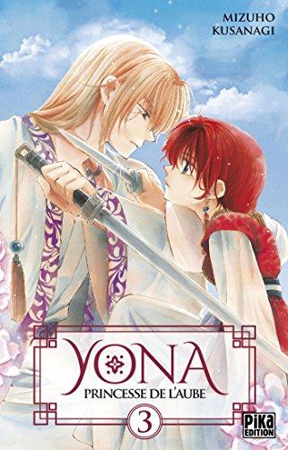 Yona, Princesse de l'Aube T03