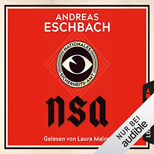 NSA - Nationales Sicherheits-Amt audiobook cover art