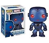 Funko - Figurine Marvel - Iron Man Stealth Exclu Ricomiccon 2014 Pop 10cm - 0849803047658...