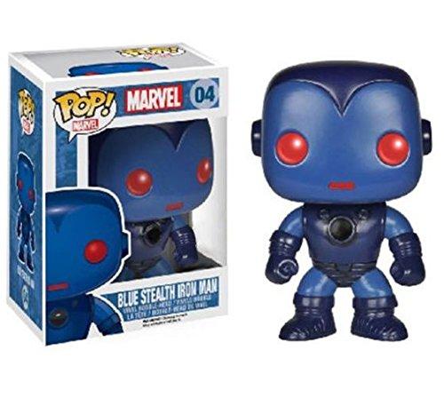 Funko POP!: Marvel: Iron Man Exclusivo