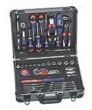 kwb Werkzeug-Koffer inkl. Werkzeug-Set