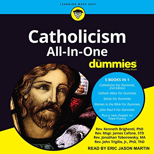 Catholicism All-in-One for Dummies cover art