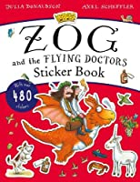 The Zog and the Flying Doctors Sticker Book (PB)