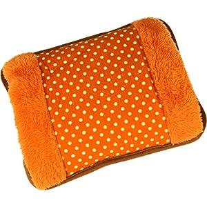 MovilCom® Bolsa de Agua Caliente Eléctrica | Caliente en sólo 15 minutos | Calientamanos | Dolor muscular, espalda, menstrual (Mod.59)
