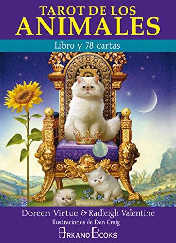 Tarot de los animales. Libro y 78 cartas