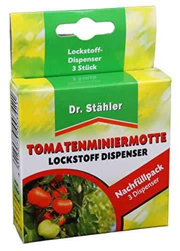 Dr. Stähler Tomatenminiermotte Lockstoff, 3 Dispenser