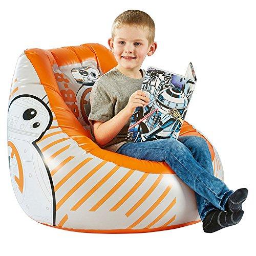 Kindersessel AUSWAHL aufblasbar Sessel Kindersessel Kinderstuhl (Star Wars)