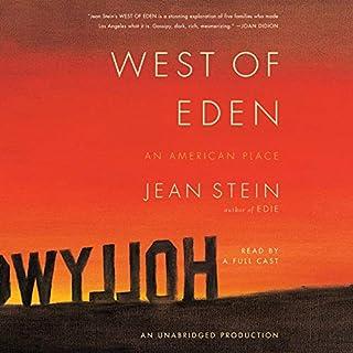 West of Eden audiobook cover art