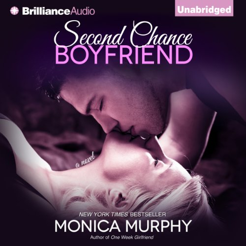 Second Chance Boyfriend audiobook cover art