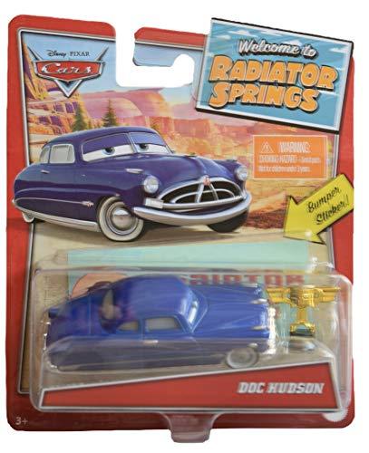 Pixar Disney Cars 1:55 Scale Doc Hudson, Welcome to Radiator Springs Series