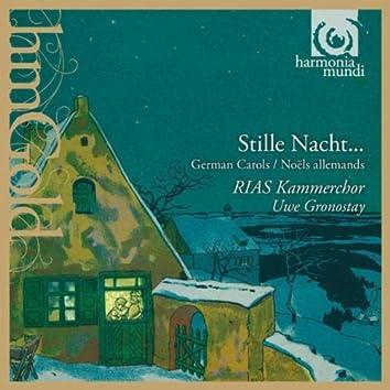 Stille Nacht…German Carols, Noëls allemand