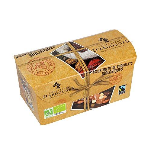 Scatola mix cioccolatini Bio r 180g