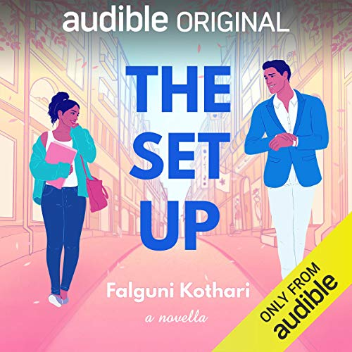 The Set Up Audiobook By Falguni Kothari cover art