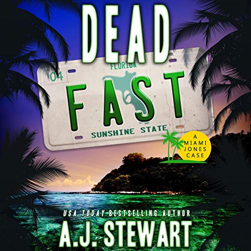 Dead Fast audiobook cover art