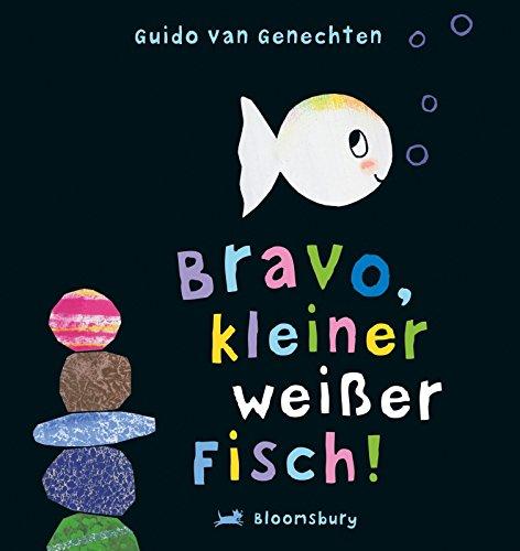 Bravo, kleiner weißer Fisch!