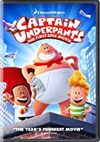 Captain Underpants: the First Epic Movie / [DVD] [Import]
