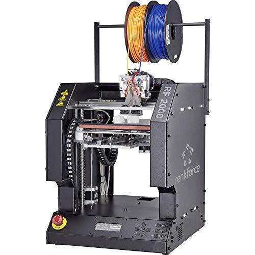 Renkforce RF2000 3D Printer Dual Extruder