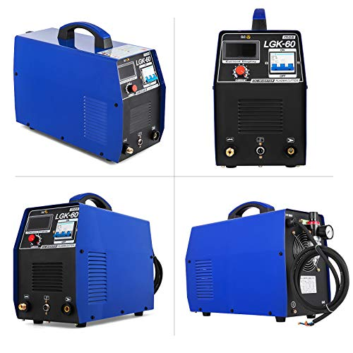 Mophorn 60AMP Plasmaschneider-Schweißgerät 380V Plasmaschneider-Schweißgerät (60AMP) - 6