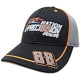 NASCAR Dale Earnhardt Jr #88 Retirement Appreciation Tour Hat Black/Gray