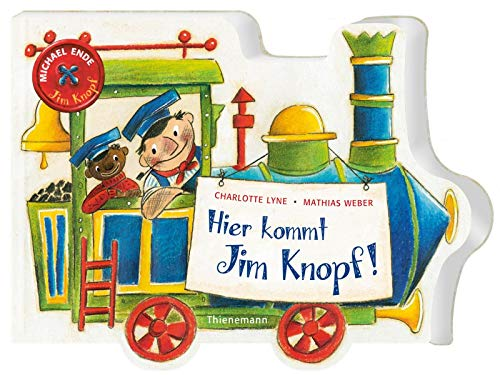 Hier kommt Jim Knopf!
