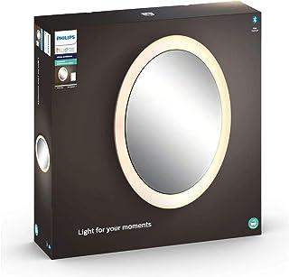 Philips HUE® Bluetooth White Ambiance Adore spiegel met verlichting in wit 2400lm met dimschakelaar