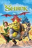 Slbtr Rompecabezas Adultos 1000 Piezas - Shrek - Puzzle Rompecabezas para Niños, Juguete De Regalo Ideal