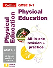GCSE 9-1 Physical Education All-in-One Complete Revision and Practice: Ideal for home learning, 2021 assessments and 2022 exams (Collins GCSE Grade 9-1 Revision)