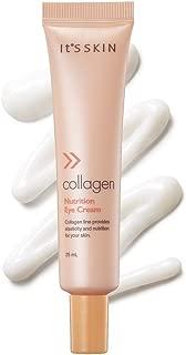 It'S SKIN Collagen Nutrition Eye Cream 25ml 0.84 fl. Oz. - Rapid Wrinkle Repair Treatment Dark Circles Puffy Eyes Wrinkles Lift Undereye Treatments Antiaging