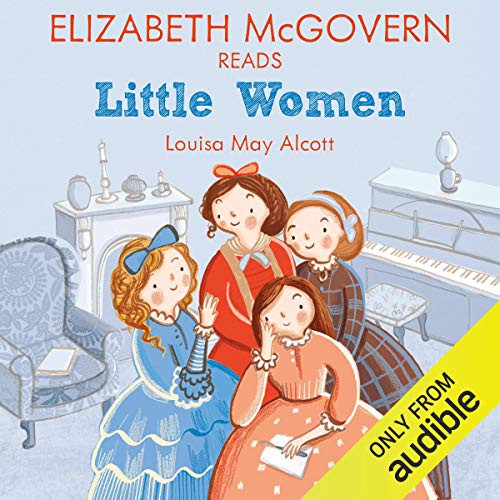 Elizabeth McGovern reads Little Women cover art