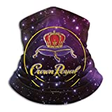 Crown Royal Scarf Unisex Bandana Outdoor Headwear Sports Face Mask For Workout Yoga Running Hiking Riding