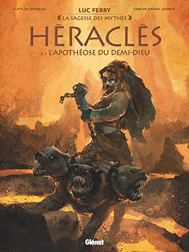 Héraclès - Tome 03: L'apothéose du demi-dieu