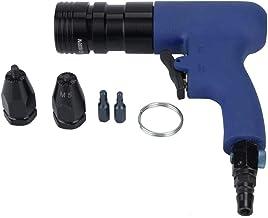 Rebite pneumático, rebitador pneumático, porca de rebite de ar, porca de puxar, ferramenta de rebite de ar M5-M6 para deco...