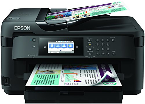 Epson WorkForce WF-7715DWF Ad inchiostro 18 ppm 4800 x 2400 DPI A3 Wi-Fi