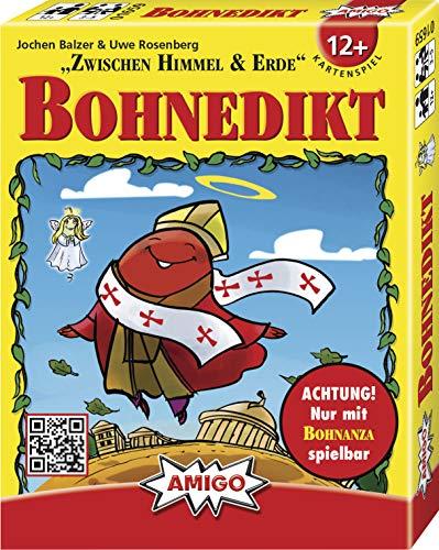 AMIGO 01659 Bohnedikt, Spiel