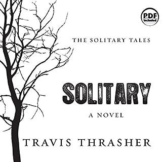 Solitary audiobook cover art