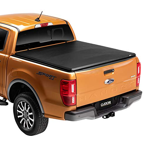 Gator ETX Soft Tri-Fold Truck Bed Tonneau Cover | 59317 | 2019 Ford Ranger 5' Bed | MADE IN THE USA