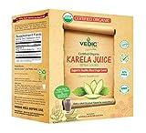 Karela Juice / Bitter Gourd 1000 ml - USDA Certified Organic