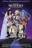 Xzmafthfrw (24x36) Beetlejuice - Michael Keaton Movie