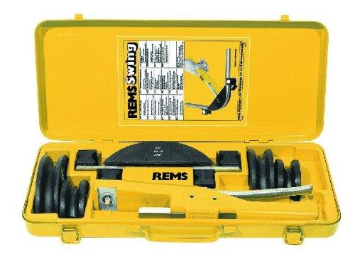 REMS Swing Set–Robuste Rohrbiegemaschine manuell Swing Set 10–12–15–18–22