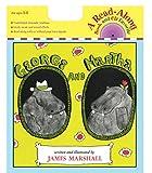 George and Martha Book & CD