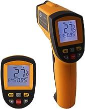 HAJZF Nuevo termómetro infrarrojo, termómetro infrarrojo Industrial de Mano, termómetro electrónico de Alta Temperatura de Alta precisión,-50 ° c ~ 900 ° c