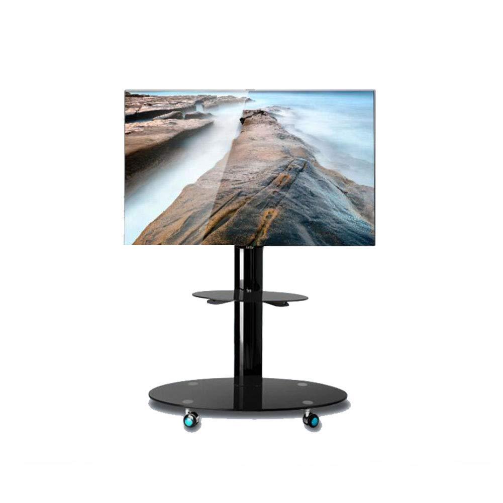 Xue Universal TV Cart, TV Stand para 32 – 65 Pulgadas LCD LED Televisores 360 O de