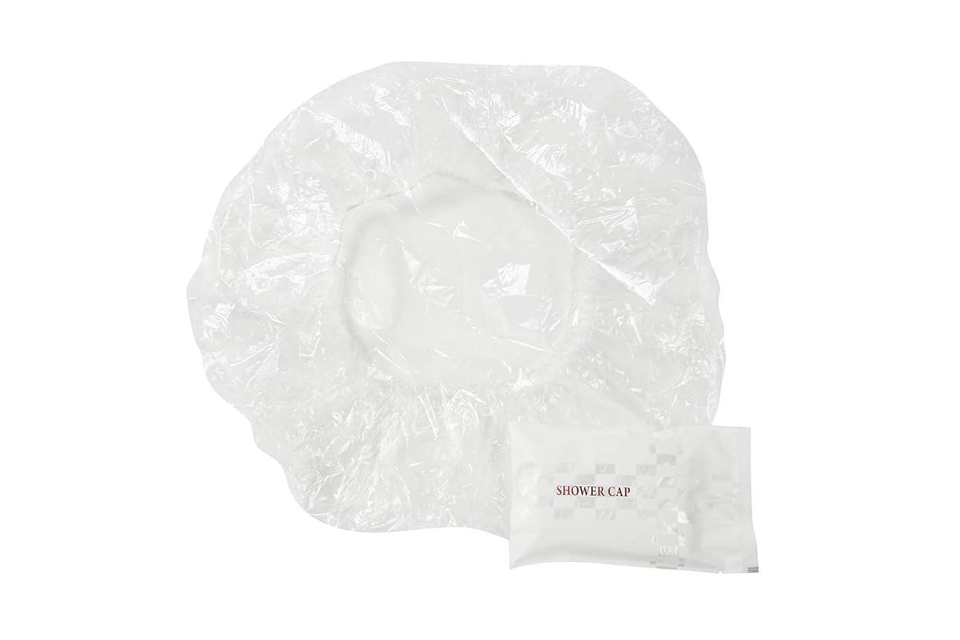 現像引き渡すすばらしいですラティス シャワーキャップ 業務用 個別包装 500入り 使い捨てキャップ