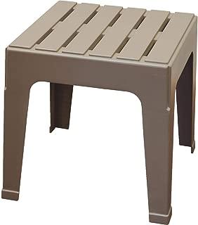 Adams 8090-96-3731 Manufacturing Stack Table, Portobello