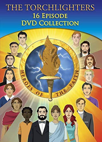 Torchlighters 16-Episode Ultimate DVD Collection