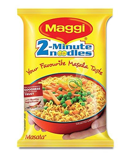Maggi 2 Minute Noodles Masala Taste - 20 Packungen x 70g