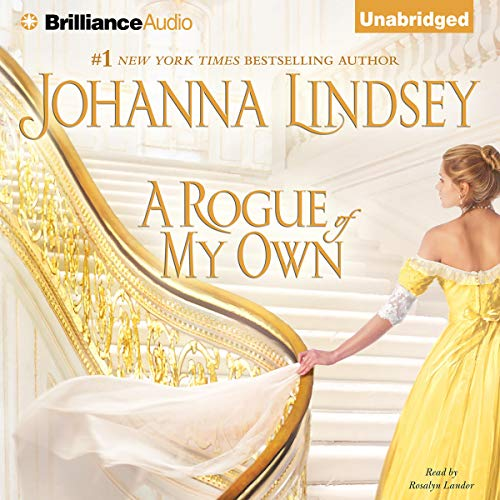 A Rogue of My Own audiobook cover art