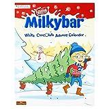 Milkybar Calendario de Adviento blanco chocolate, 85 g