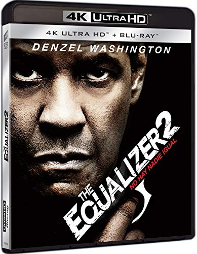 The Equalizer 2 (4K UHD + BD) [Blu-ray]